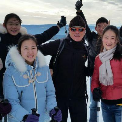 Des formations sportives qui intéressent les jeunes Chinois (février 2015)