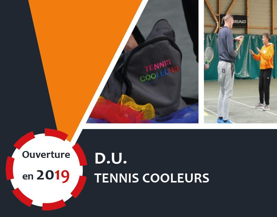 DU Tennis cooleurs